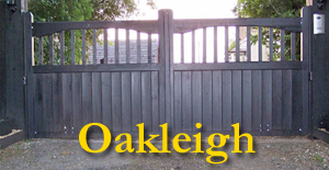 Gates Hampshire Oakleigh