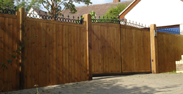 Electric Gate installation Hampshire