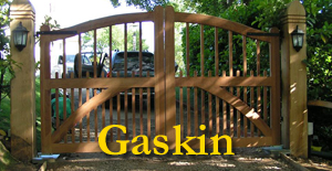 Wooden Gates Hampshire - The Gaskin
